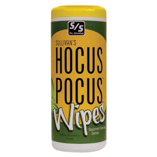 HOCUS POCUS ADHESIVE REMOVER WIPES