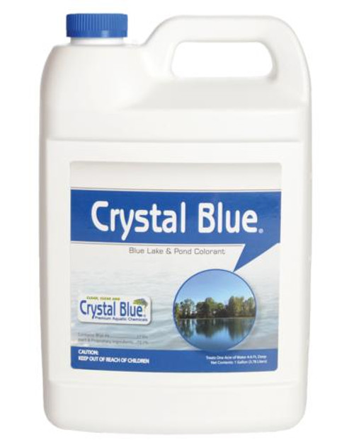 CRYSTAL BLUE POND DYE