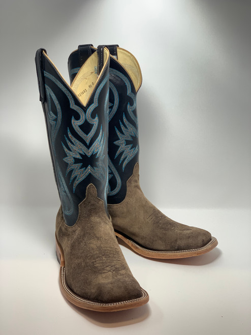 ANDERSON BEAN RIVER ROCK/BLACK GLOVE BOOTS