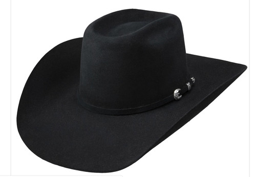 RESISTOL CODY JOHNSON THE SP HAT 6X BLACK