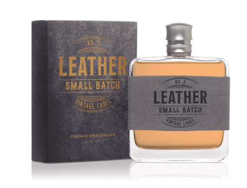 LEATHER SMALL BATCH COLOGNE