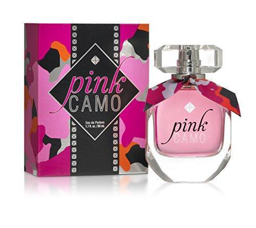 WOMEN'S PINK CAMO PERFUME 1.7 OZ