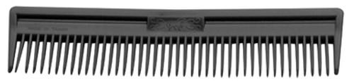 Black Plastic Comb