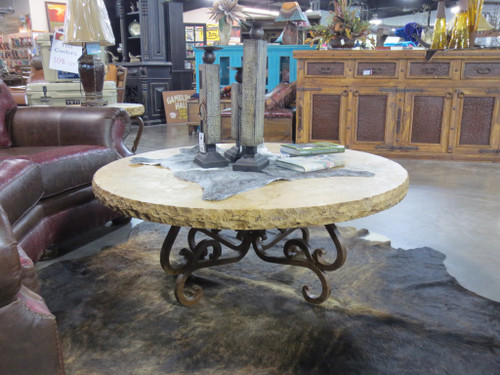 EXTRA LARGE MARBLE COFFEE TABLE