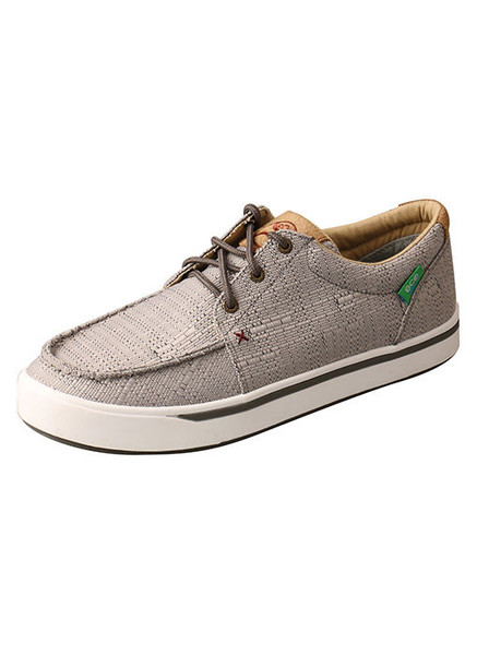 TWISTED X WOMENS HOOEY LOPERS GREY