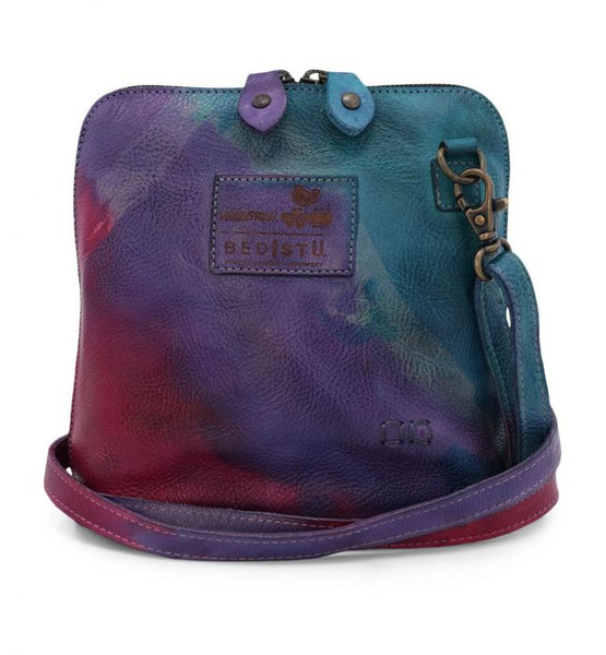 BED STU VENTURA SKY BLUE/PURPLE CROSSBODY