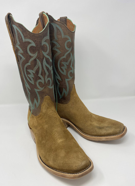 RANCH HAND ROUGH-OUT TAUPE