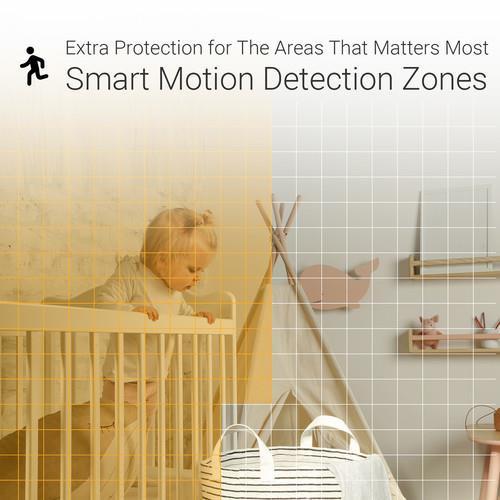 EZVIZ C1C 1080P Indoor Wifi CCTV Security Camera