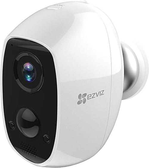 EZVIZ Full HD Wi-Fi Indoor/Outdoor Smart Battery Full HD Camera with PIR
