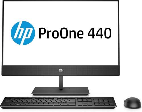 HP ProOne 440 G4, Intel Core i5 8500T, 8GB, 128GB SSD, 23.8in All In One PC