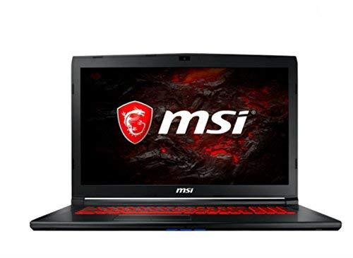 MSI GL72VR, Intel Core i7 7700HQ, 8GB, HDD+SSD, GTX 1060 17.3in Gaming Laptop