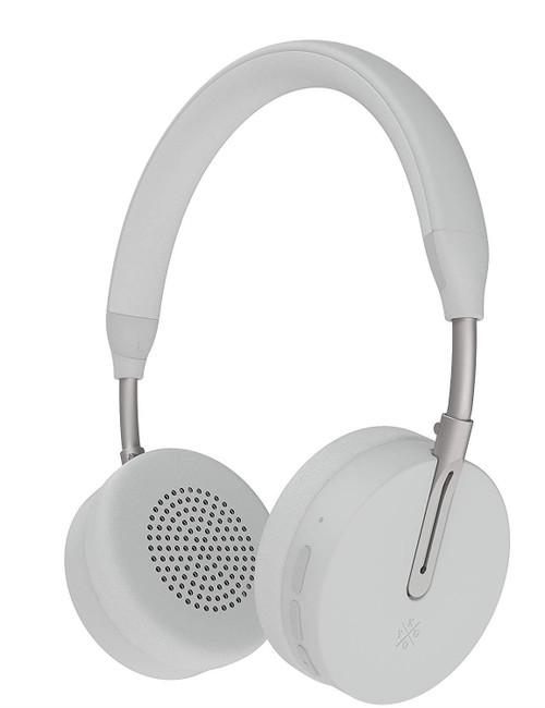 KYGO A6/500 Wireless Bluetooth 4.1 Apt-X NFC Headphones - White