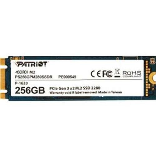 Patriot Memory Patriot Scorch 256GB M.2 2280 PCIE SSD