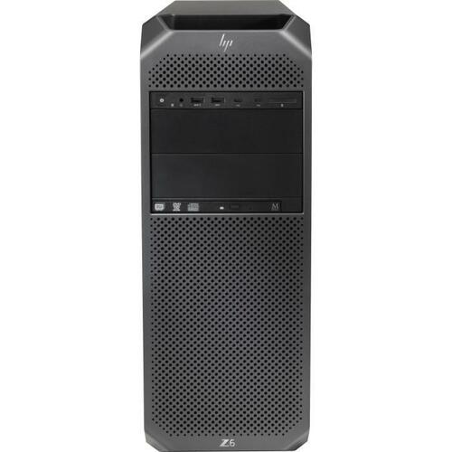 HP Z6 G4, Intel Xeon 4108, 32GB RAM, 1TB HDD, W10 Pro, Desktop PC