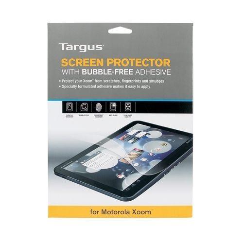 "Targus Motorola Xoom LCD Screen Protector Bubble free adhesive Xoom 10.1"" Tablet"