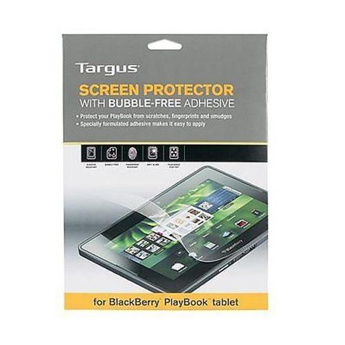 "100x Targus Blackberry Playbook LCD Screen Protector Bubble Free 7"" Tablet BULK"