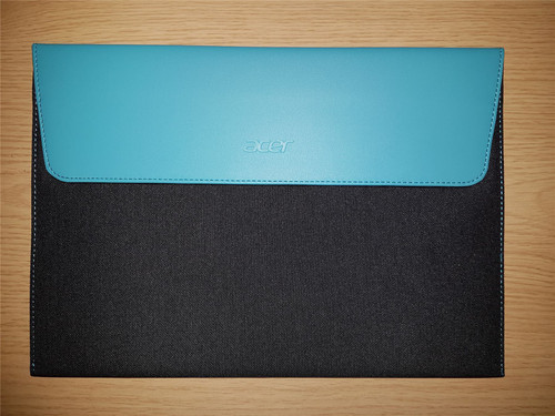 Acer Aspire Switch 10 Protective Sleeve - Turquoise/Dark Grey