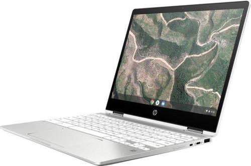 "HP ChromeBook x360, Intel Celeron N4000, 4GB, 64GB eMMC, 12"" Touchscreen Laptop"