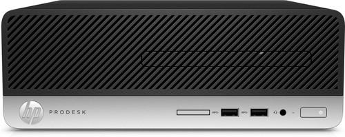 HP ProDesk 400 G4, Intel Core i3 6100, 4GB, 128GB SSD, W10 Pro Desktop PC