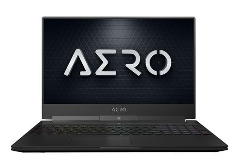 "Gigabyte AERO 15-W9, Core i7-8750H, 16GB, 512GB SSD, RTX 2060, Pro 15.6"" Laptop"