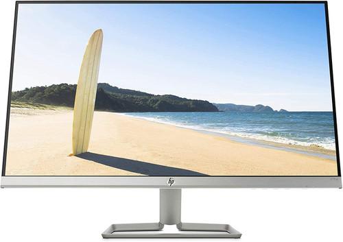 """HP 27fw Full HD (1920x1080) 60 Hz, IPS LCD 27"""" Monitor - White"""