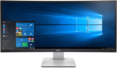 "Dell UltraSharp U3415W, WQHD (3440x1440) 60Hz, IPS LED 34"" Display"