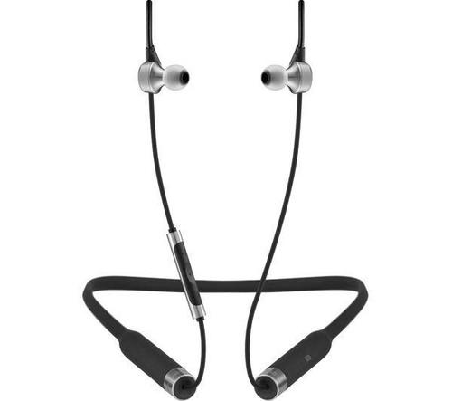 RHA MA750 Wireless Bluetooth In-Ear Noise Isolating Headphones - Black