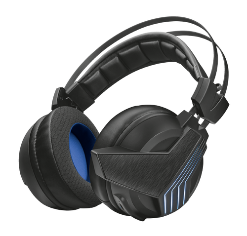 Trust Gaming GXT 393 Magna Wireless 7.1 Surround Over-Ear Gaming Headset