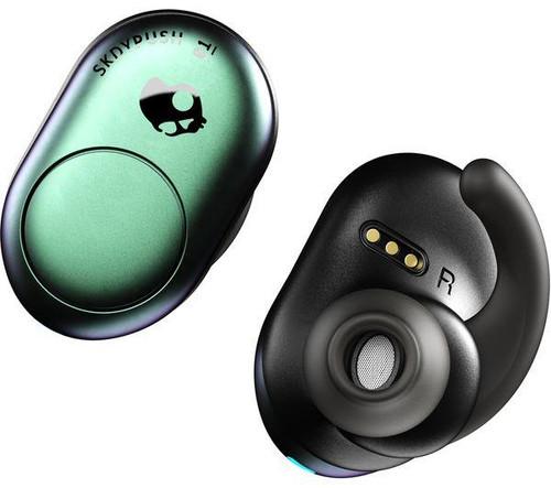 Skullcandy Push Wireless Bluetooth In-Ear Earphones - Psycho Tropical
