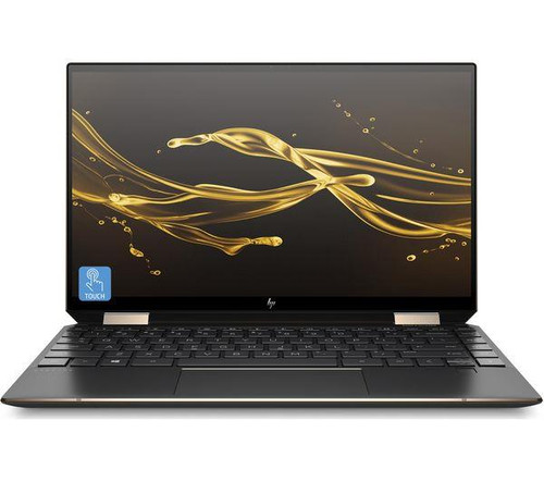 "HP Spectre x360, Intel Core i7-1065G7, 8GB, 512GB, 13.3"" Touch Laptop - Black"