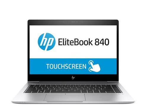 HP EliteBook 840 G5, Core i7 8650U, 16GB, 512GB SSD, W10 Pro Touchscreen Laptop