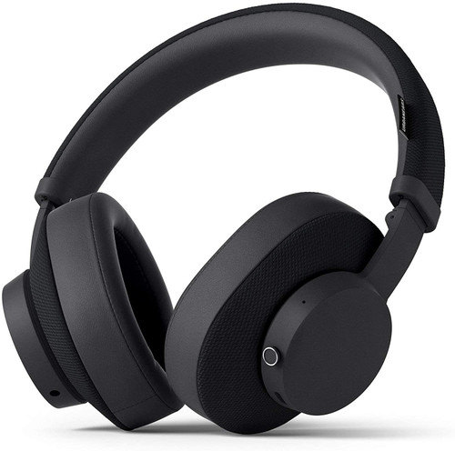 Urbanears Pampas Over-Ear Wireless Bluetooth Headphones - Charcoal Black