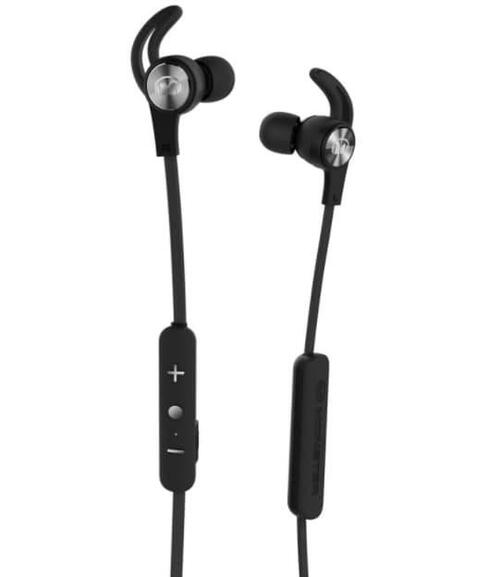 Monster iSport Spirit Bluetooth In-Ear Sports Earphones - Black