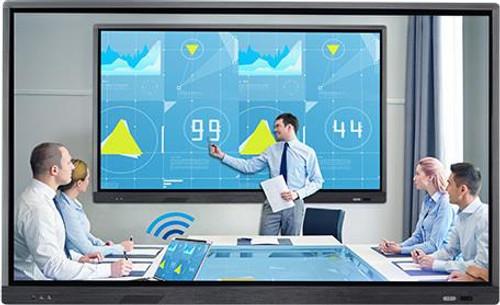 "Hero 55W11K Touchscreen Full HD (1920x1080p) 55"" Interactive Whiteboard Panel"