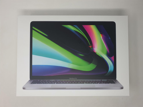 "Apple MacBook Pro (2020) Apple M1 16GB RAM 256GB SSD 13.3"" Laptop Space Grey"