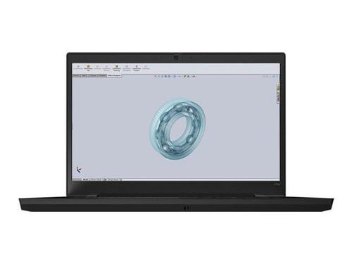 "Lenovo ThinkPad P15v Gen 1 Core i7 10850H 16GB RAM Quadro P620 W10P 15.6"" Laptop"