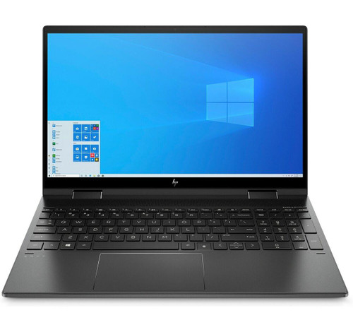 "HP Envy x360, AMD Ryzen 5 4500U, 8GB, 512GB SSD, 15.6"" Touch Laptop - Black"