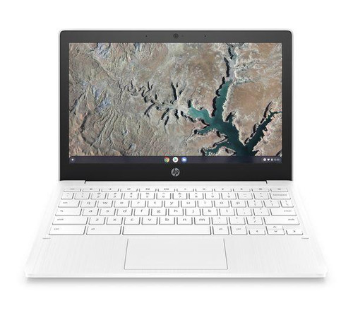 "HP Chromebook 11a-Na0502sa 11.6"" Laptop MediaTek MT8183 4GB RAM 32GB eMMC White"