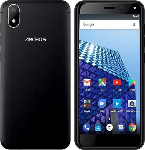 """Archos Access 50S 5"""" 4G LTE 1GB/8GB Android Dual Sim Free Smart Phone"""