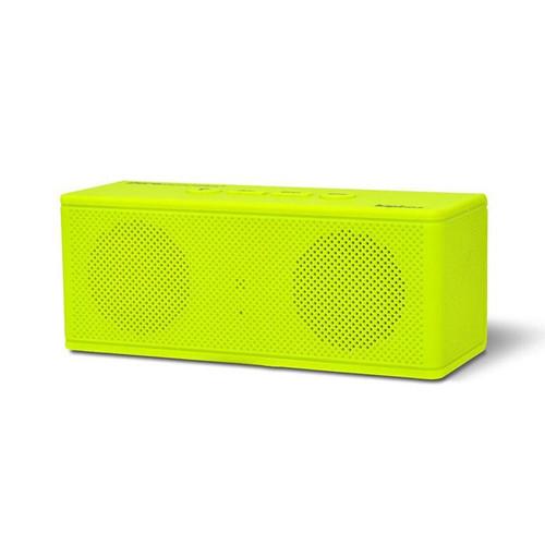 Pure Acoustics HipBox Mini Wireless Bluetooth Portable Speaker, AUX, FM Radio - Green