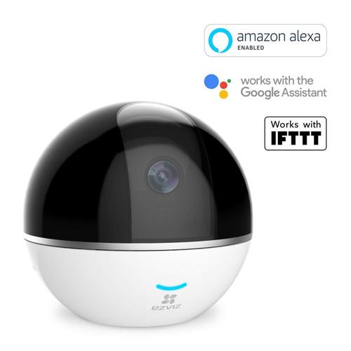 EZVIZ C6T, 1080p WiFi Smart Home Security Camera Motion Tracking (Alexa)