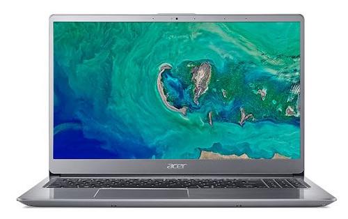Acer Swift 3 Intel Core i7 8550u Geforce MX150 16GB RAM Laptop - German