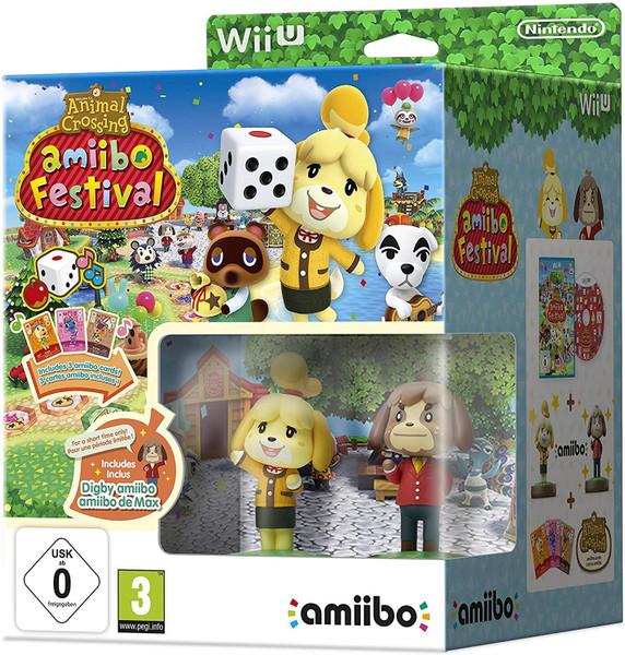 Animal Crossing Amiibo Festival - Limited Edition (Nintendo Wii U)