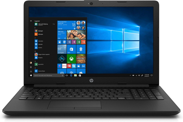 """HP 15-DA0072na, Intel Celeron N4000, 4GB RAM, 1TB HDD, 15.6"""" Laptop"""