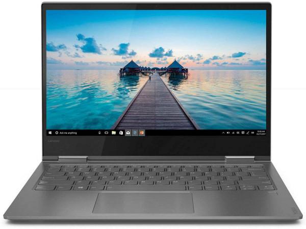 "Lenovo Yoga 730-13IWL, Intel Core 8265U, 8GB, 128GB SSD, 13.3"" Grey Touch Laptop"