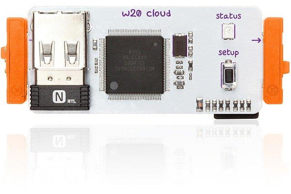 LittleBits CloudBit Starter Kit - Create Smart Powerful WiFi Connected Devices!