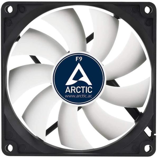 ARCTIC F9 - 92mm - 1800 RPM - Standard PC Case Fan