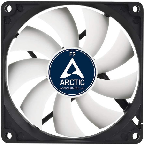ARCTIC F9 - 92mm - 1800 RPM - Standard PC Case Fan