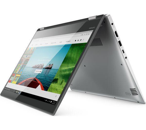 Lenovo YOGA 520 Intel Core i5 7200U 8GB 128GB SSD Full HD Windows 10 Laptop SRFB