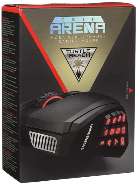 Turtle Beach Grip Arena MMO Mouse